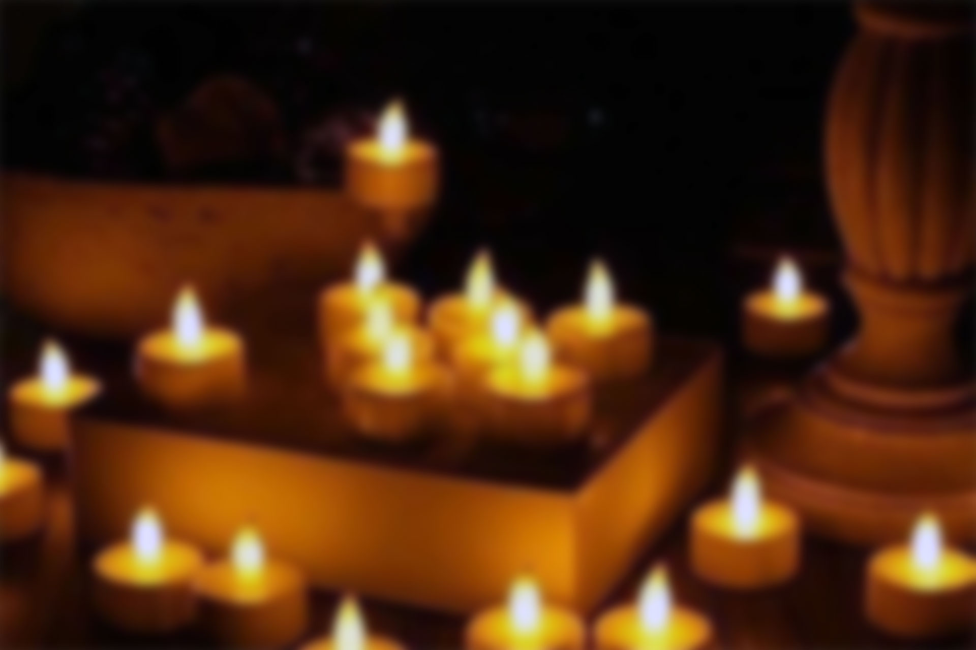 Las velas, indispensables en las noches de verano